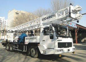 Professional Supply Truck-Mounted Water Well Core Drilling Rig Truck of 60-600 Meters Depth pictures & photos