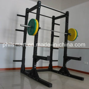 Custom Fitness Barbell Power Rack pictures & photos