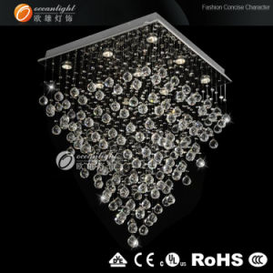 Midnite Eleganc Lamp Lighting, Fancy Lighting Lamp, Chandelier Crystal Parts (OM9195) pictures & photos