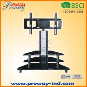 Glass Table for LCD TV 32 to 50 Inches pictures & photos