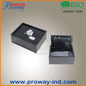 Fingerprint Floor Safe Box High Security Hidden Safety Box for Home Heavy Duty pictures & photos