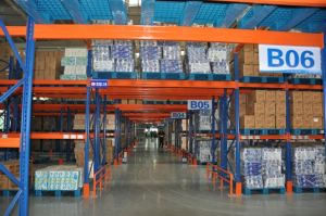 Warehouse Racking pictures & photos