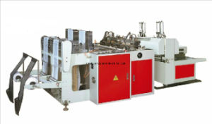 High Speed Heat-Sealing and Heat-Cutting Bag Making Machine (RJHQ-2T) pictures & photos