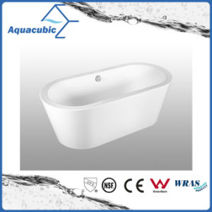 American Standard Acrylic Freestanding Bathtub (AB6101W) pictures & photos