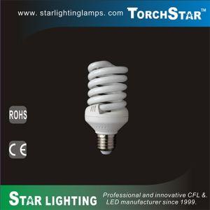 23W Full Spiral 1400lm Energy Saving CFL