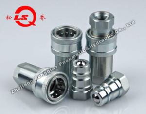 Lsq-S4 Ball Valves Type Hydraulic Quick Coupling pictures & photos