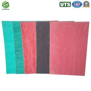 Non-Asbestos Rubber Sheet with Synthetic Fiber pictures & photos