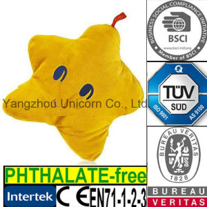 CE PP Stuffed Plush Toy Star