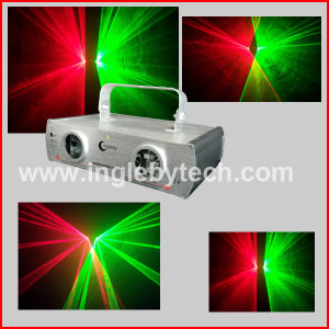 150mw Red and Green Double Lens Laser Light Effect