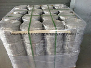 Zinc Wire 99.995% for Galvanized Steel Pipe pictures & photos
