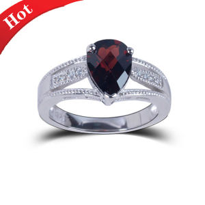 2014 New Fashion Jewelry Natural Stone Rings