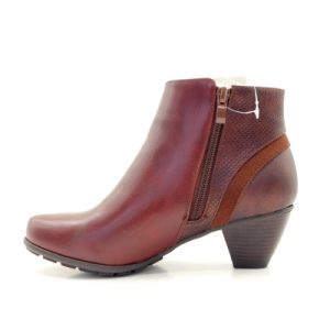 2017 Comfortable Women Fashion Ankle PU Boots Shoes for Office pictures & photos