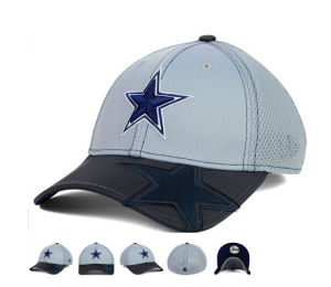 2017 Newest Style High Quality 6 Panels Pre- Curve Sports Team Baseball Cap pictures & photos