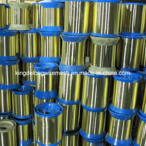 High Quality Bare Solid Brass Fine Wire pictures & photos