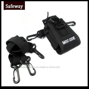 Msc-20e Nylon Radio Pouch Carry Bag for Motorola pictures & photos