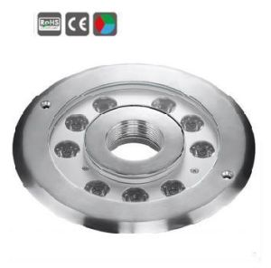 27W IP68 LED Underwater Lighting, LED Lamp Fountain DMX, Fountain Light pictures & photos