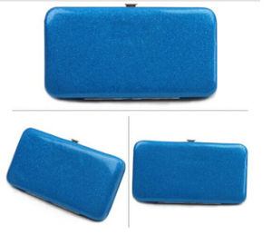 Leather Flat Wallet (W790) pictures & photos