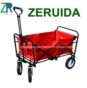 Folding Garden Wagon for Sale pictures & photos