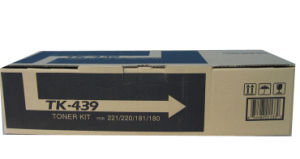 Compatible Toner Cartridge Tk-439 Universal for Kyocera Taskalfa 180/181/220/221 pictures & photos