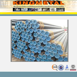 Gr. a Gr. B ASTM A53 Seamless Structure Pipe pictures & photos