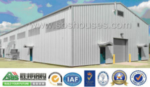 Prefab Steel Structure Professional Designed Warehouse pictures & photos