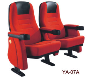 High Grade Theater Seating with PU Headrest (YA-07A) pictures & photos
