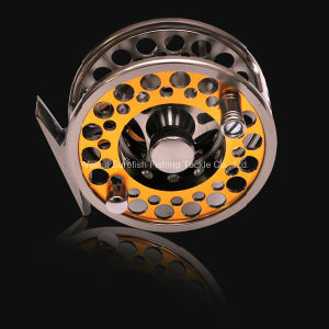 Wholesale Cheap CNC Machine Cut Fly Fishing Reel pictures & photos