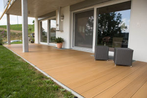 Duralbe Wood Plastic Composite pictures & photos