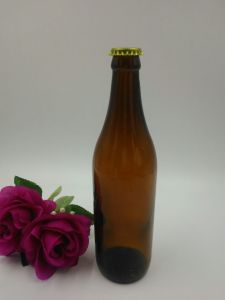 Wholesale Amber Beer Bottle/ Beer Container/ Glass Bottle pictures & photos