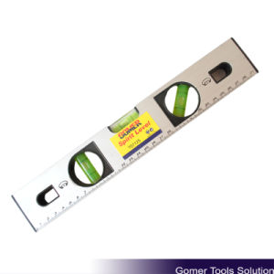 Aluminium Alloy Spirit Level for Carpenter Tools (T07125)