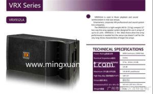 Vrx932la Professional Passive Stage Equipment Line Array Speaker Box pictures & photos