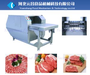 Frozen Ice Meat Slicer Machine Qpj-2000 pictures & photos