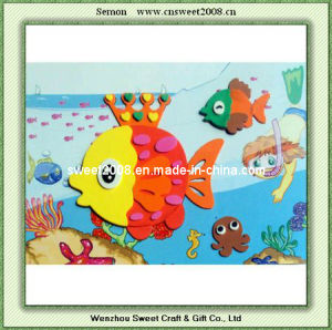 3D Animal Series EVA Sticker/ Hand Sticker for Kids pictures & photos