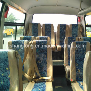 Chinese Cheap Passenger Bus with 26 Seats in Sales Promotion pictures & photos