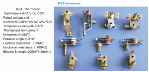 Kst Bimetal Thermostat Water Heater pictures & photos