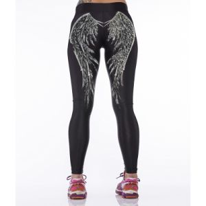 New Fashion Multi-Color Women 3D Print Legging High Waist Gym Yoga Running Sports Pants Good Quality Low Price pictures & photos