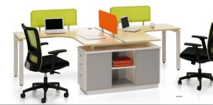 New Design Modular Office Furniture Workstation (HF-BSD017) pictures & photos