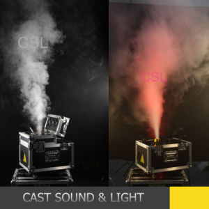 650W DMX Fog Machine Double Haze Machine with Wireless Controller pictures & photos