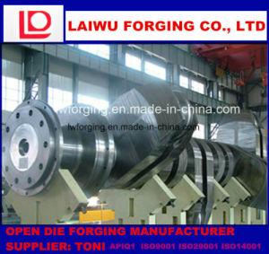 Heavy Steel Forging Crankshaft Open Die Forging pictures & photos