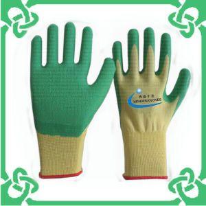 Nylon Latex Foam Gloves of Best-Selling