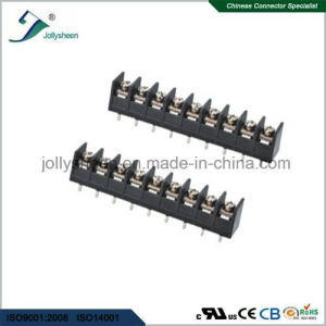 pH9.50mm Barrier Terminal Blocks  9pin Straight Type pictures & photos