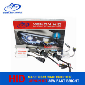 12V 35W HID Xenon Conversion Kit H7 Xenon Light HID Fast Bright Ballast Kit Tn-P5 pictures & photos