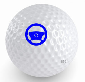 Customized Golf Ball Stamps pictures & photos