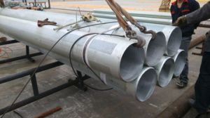 10% Open Area Slotted Casing Pipe Filter pictures & photos