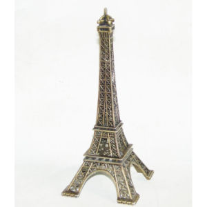 OEM Design Eiffel Tower Model Metal Craft pictures & photos