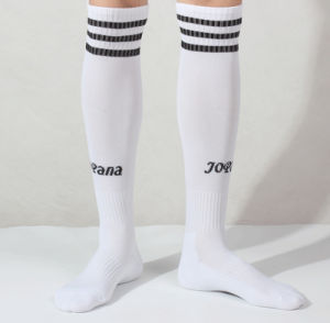 Custom Football Team Soccer Club Training Cheap High Quality Men′s Stockings pictures & photos