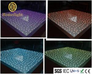 Pub Decoration Party LED Starlit Dance Floor with CE pictures & photos