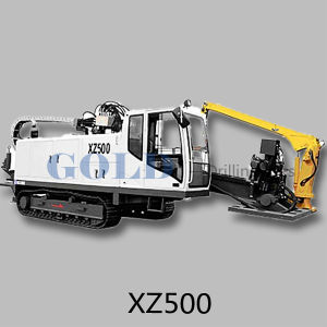 Xz500 Full Hydraulic Horizontal Directional Drilling Rig pictures & photos