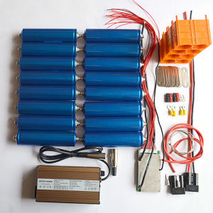 12V 45ah Battery Pack DIY Kits pictures & photos