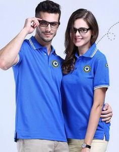 Wholesale OEM Fashion Cheap Eco-Friendly Fabric Cotton Unisex Polo Shirt pictures & photos